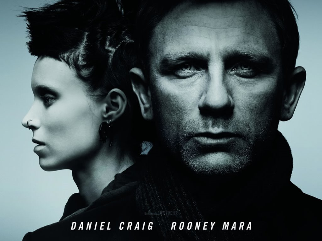 Movies Wallpaper: The Girl with the Dragon Tattoo