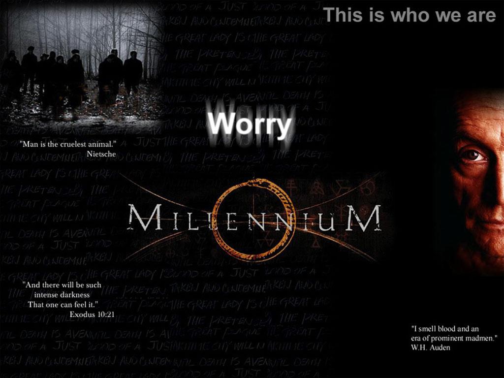 Movies Wallpaper: Millenium