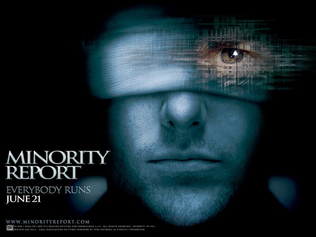 Movies Wallpaper: Minority Report
