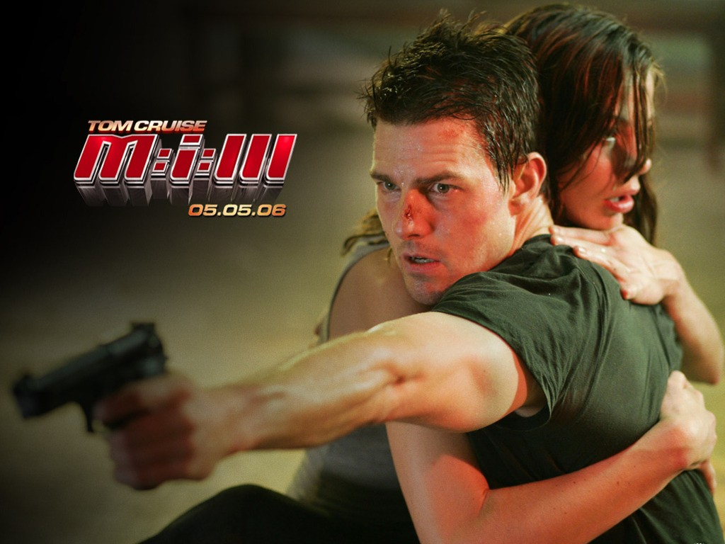 Movies Wallpaper: Mission Impossible 3