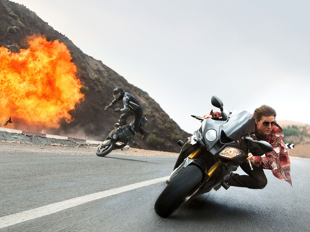 Movies Wallpaper: Mission Impossible - Rogue Nation