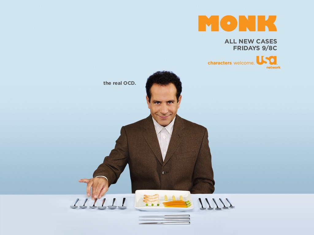 Movies Wallpaper: Monk