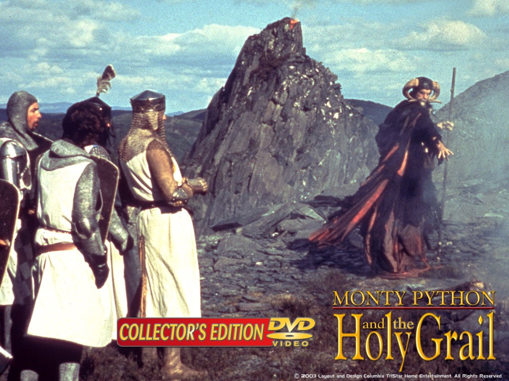 Movies Wallpaper: Monty Python and the Holy Grail