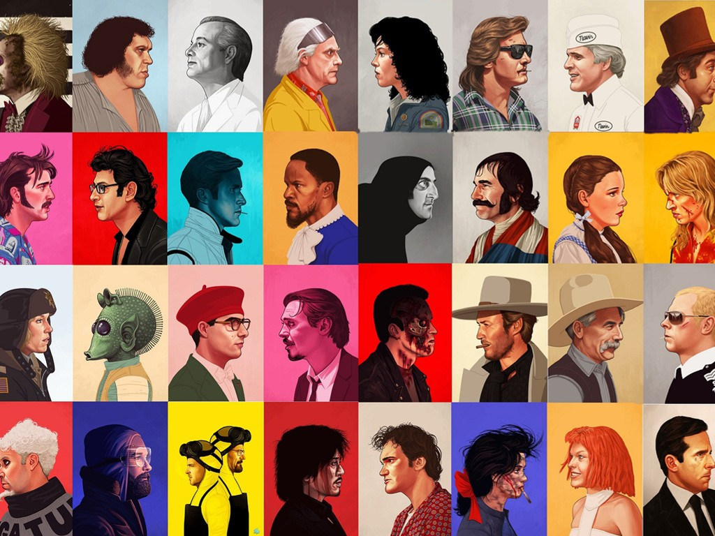 Movies Wallpaper: Movie Characters