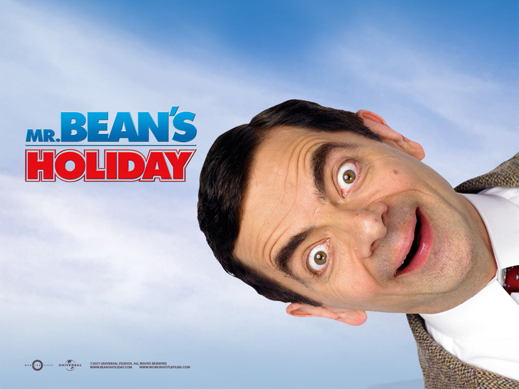 Movies Wallpaper: Mr. Bean's Holiday
