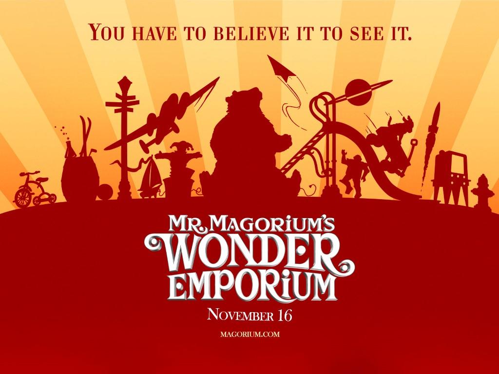 Movies Wallpaper: Mr. Magorium's Wonder Emporium