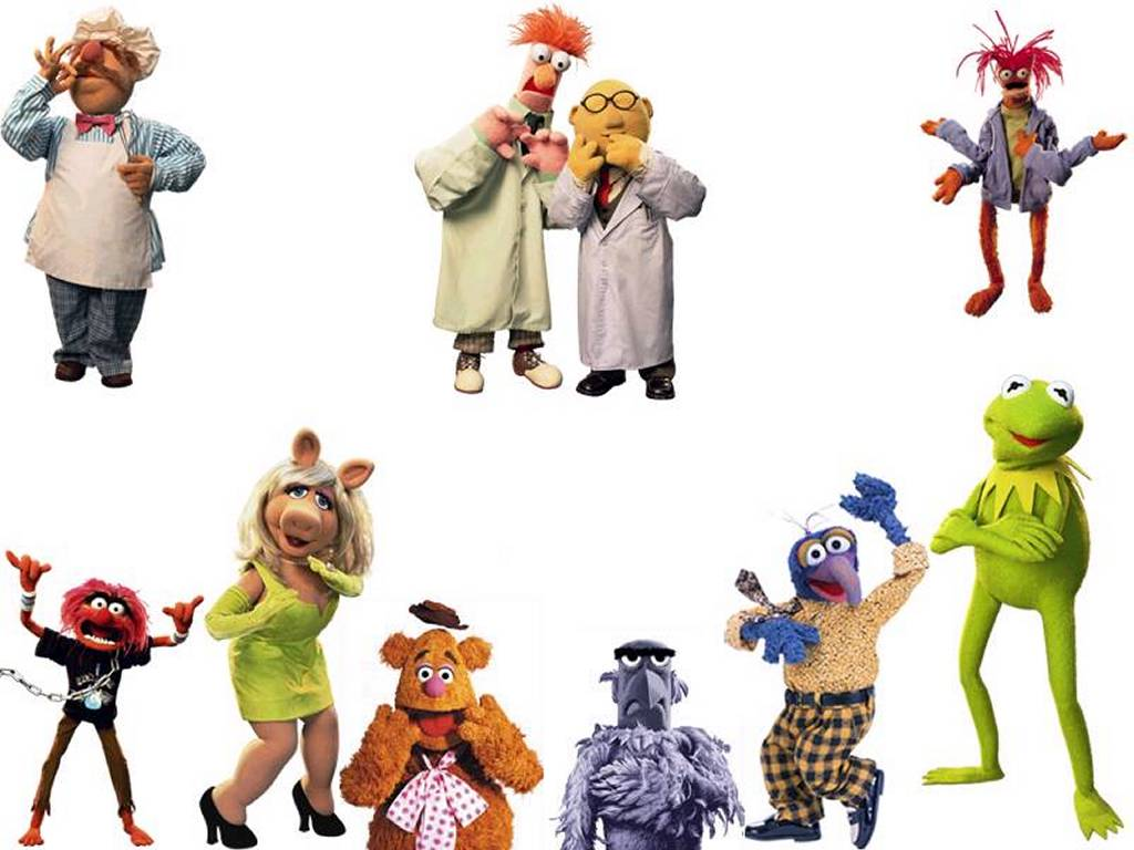 Movies Wallpaper: Muppets