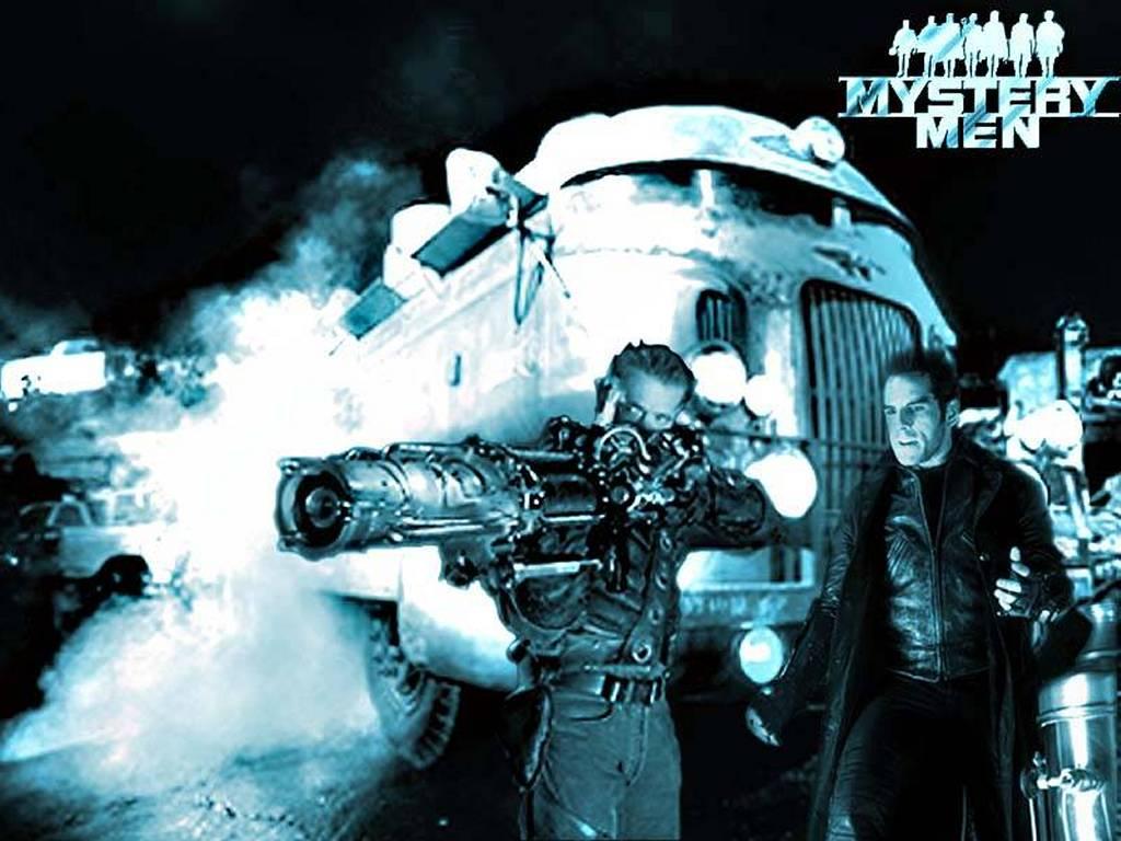 Movies Wallpaper: Mystery Men