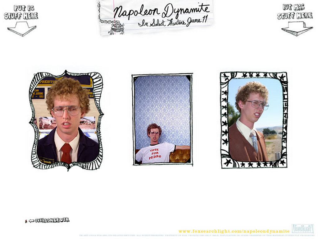 Movies Wallpaper: Napoleon Dynamite