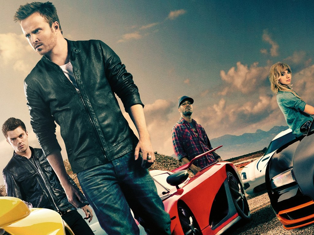 Movies Wallpaper: Need for Speed