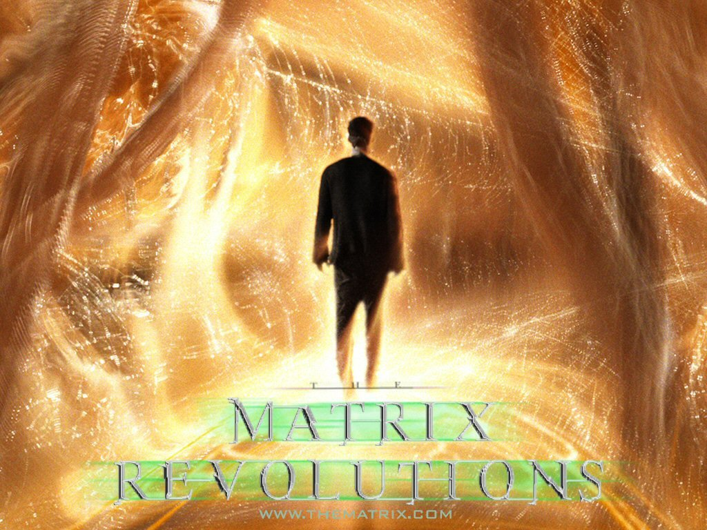 Movies Wallpaper: Matrix Revolutions