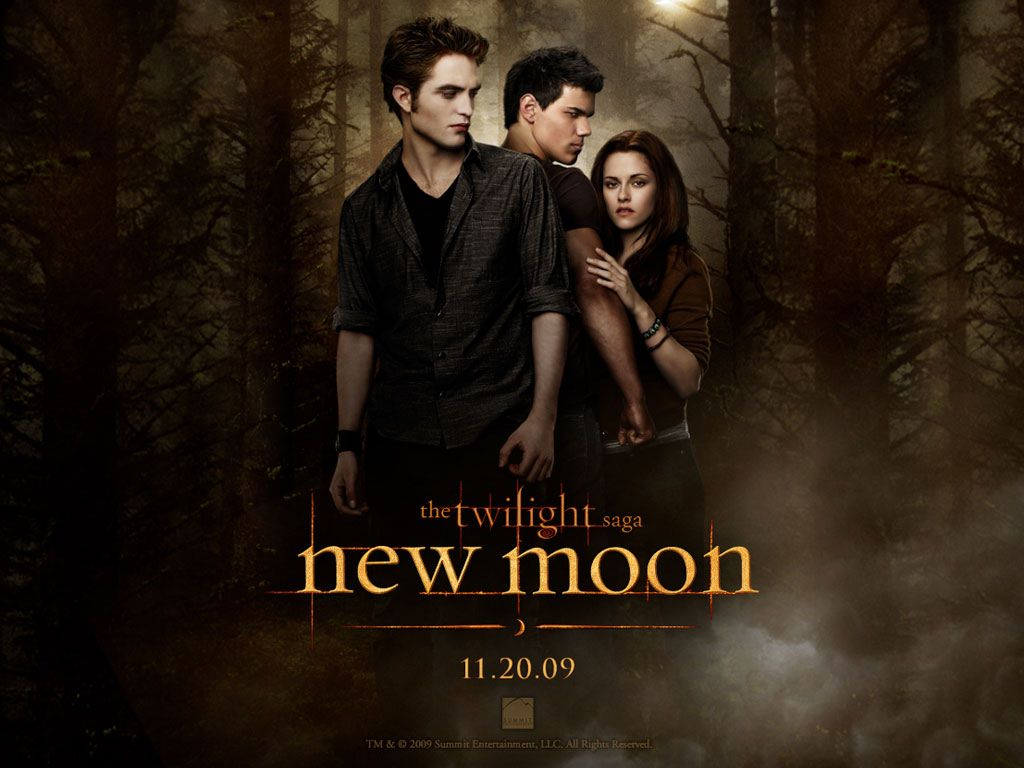 Movies Wallpaper: New Moon