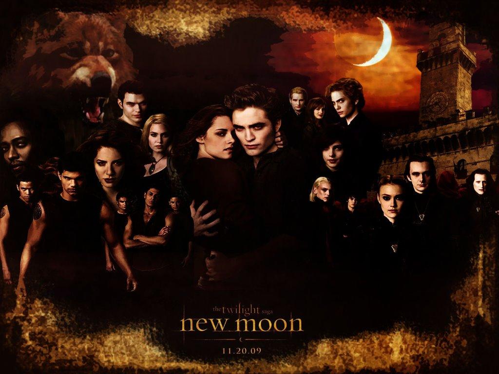 Movies Wallpaper: New Moon