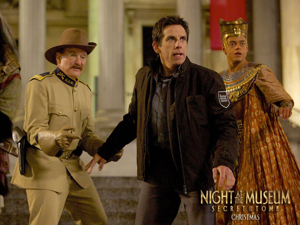 Movies Wallpaper: Night at the Museum - Secret of the Tomb