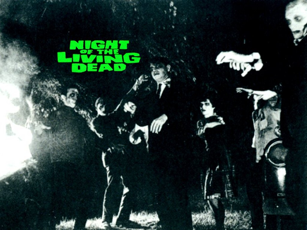 Movies Wallpaper: Night of the Living Dead