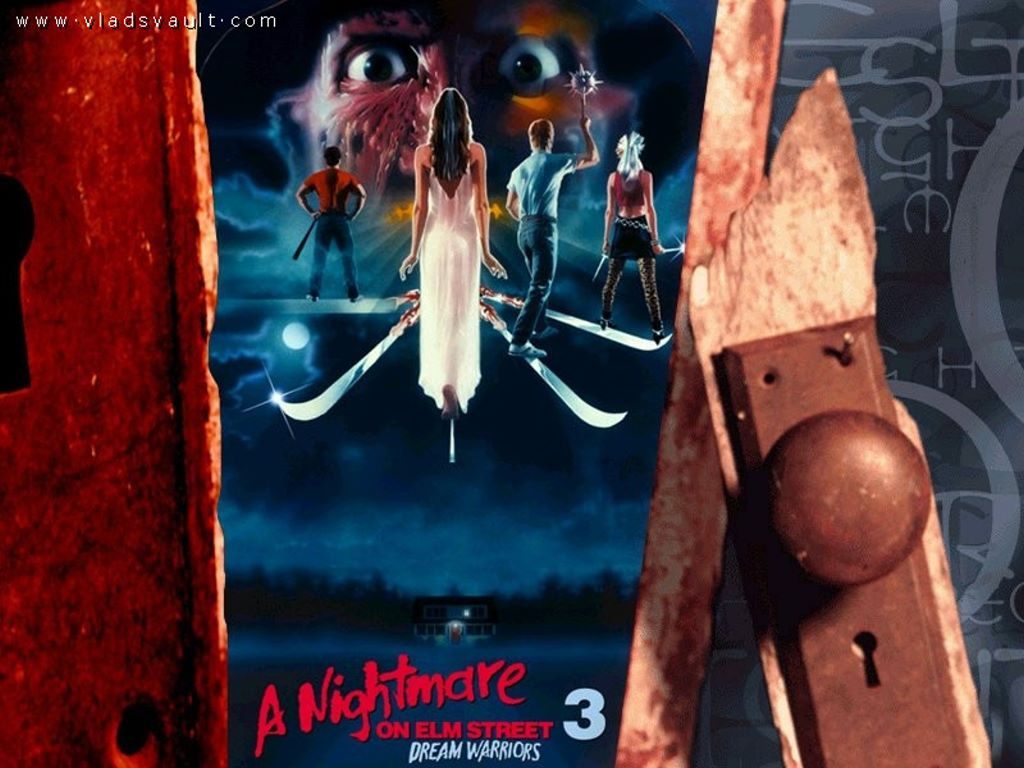 Movies Wallpaper: A Nightmare on Elm Street 3 - Dream Warriors