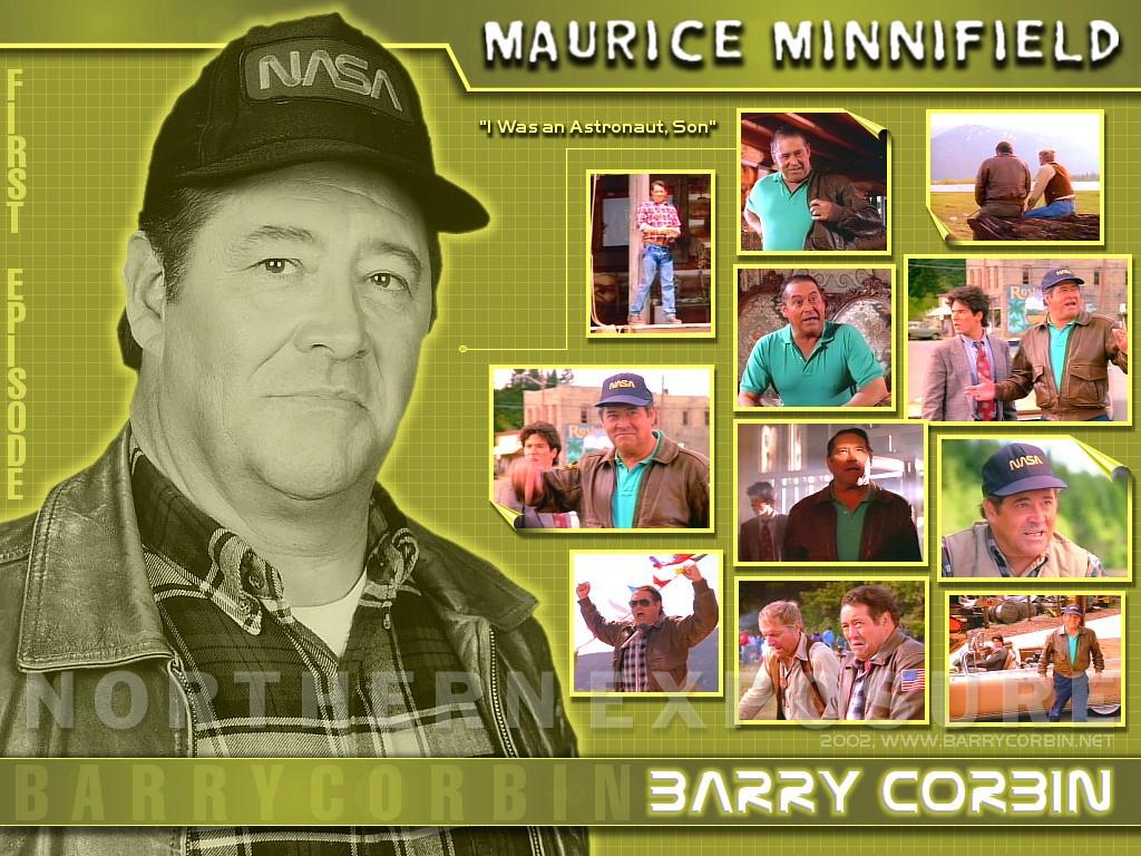 Movies Wallpaper: Northern Exposure - Maurice Minnifield