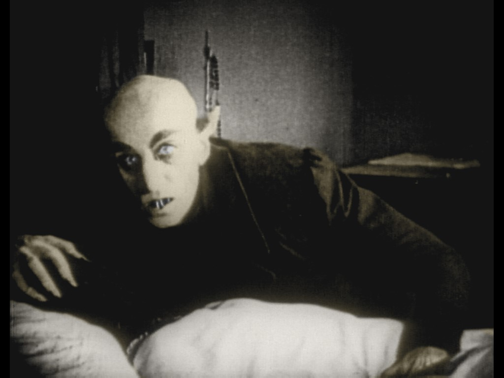 Movies Wallpaper: Nosferatu