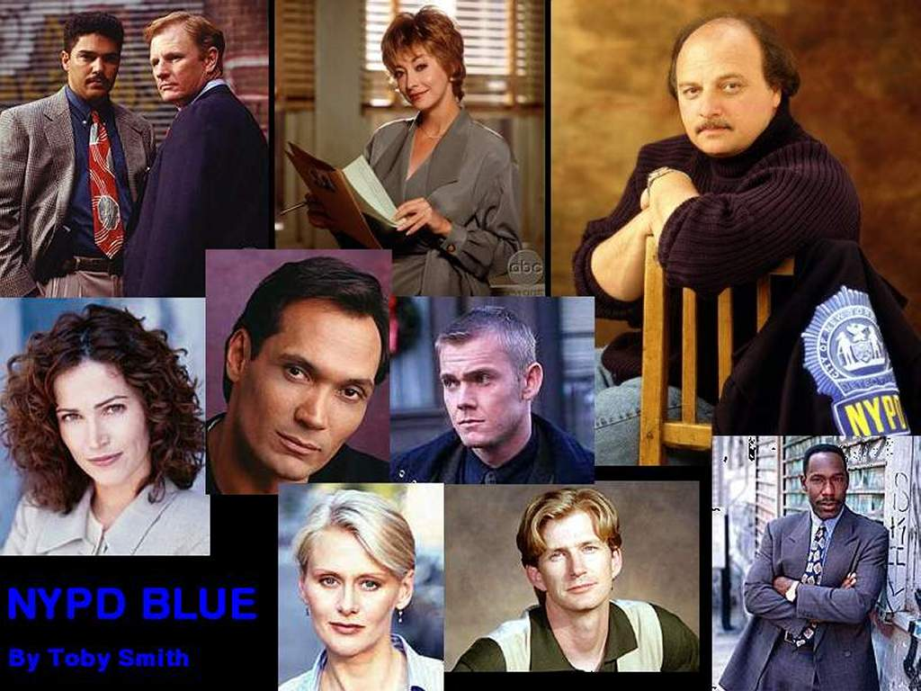 Movies Wallpaper: NYPD Blue