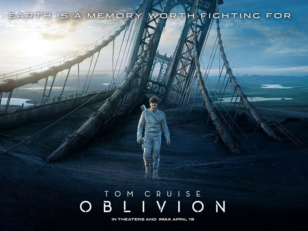 Movies Wallpaper: Oblivion