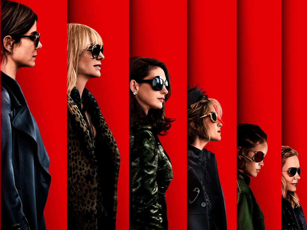 Movies Wallpaper: Ocean's 8