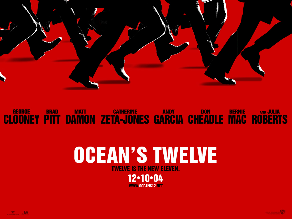 Movies Wallpaper: Ocean's Twelve
