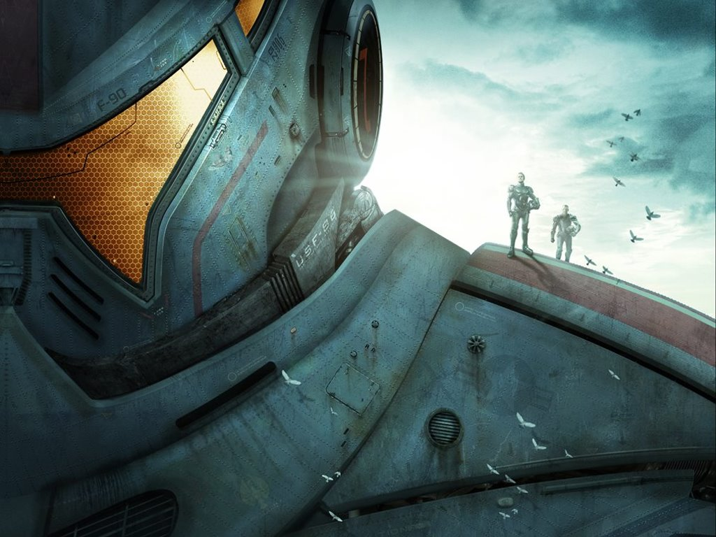 Movies Wallpaper: Pacific Rim