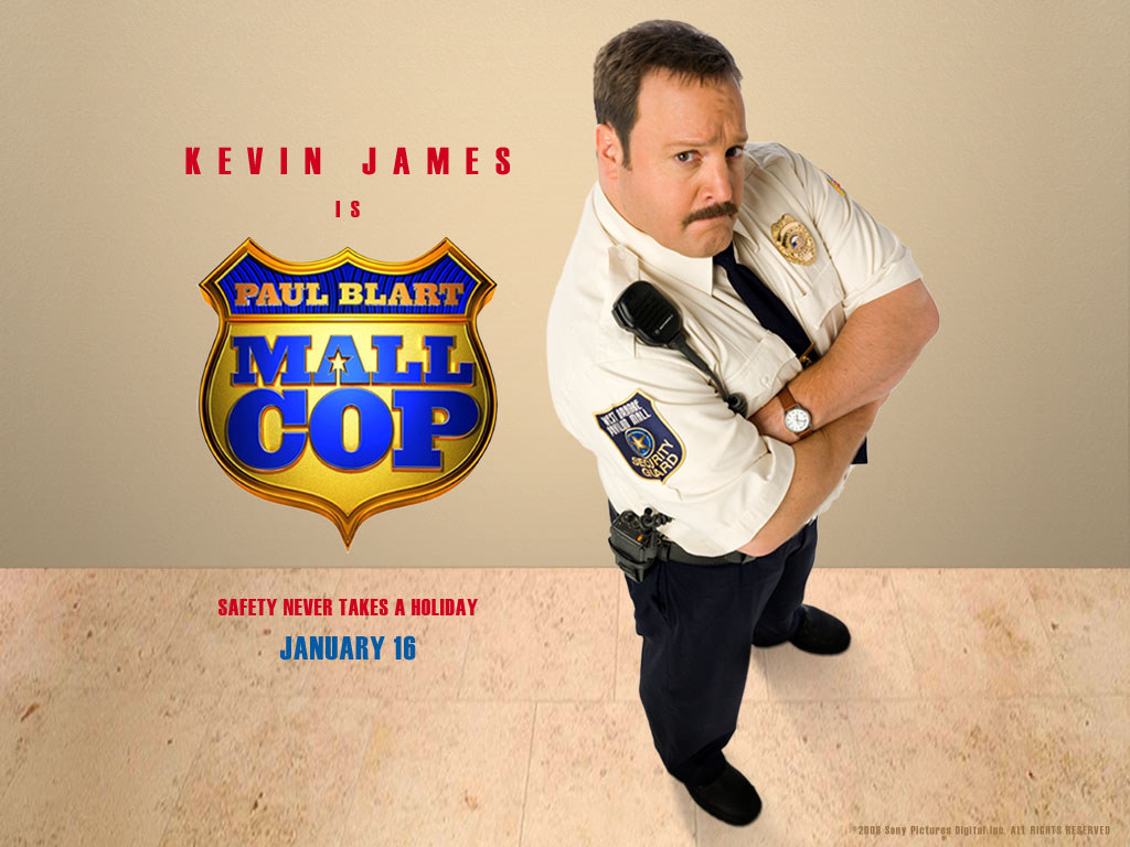 Movies Wallpaper: Paul Blart: Mall Cop