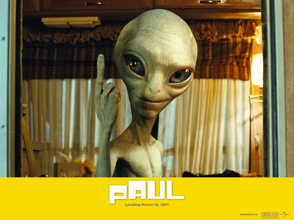 Movies Wallpaper: Paul
