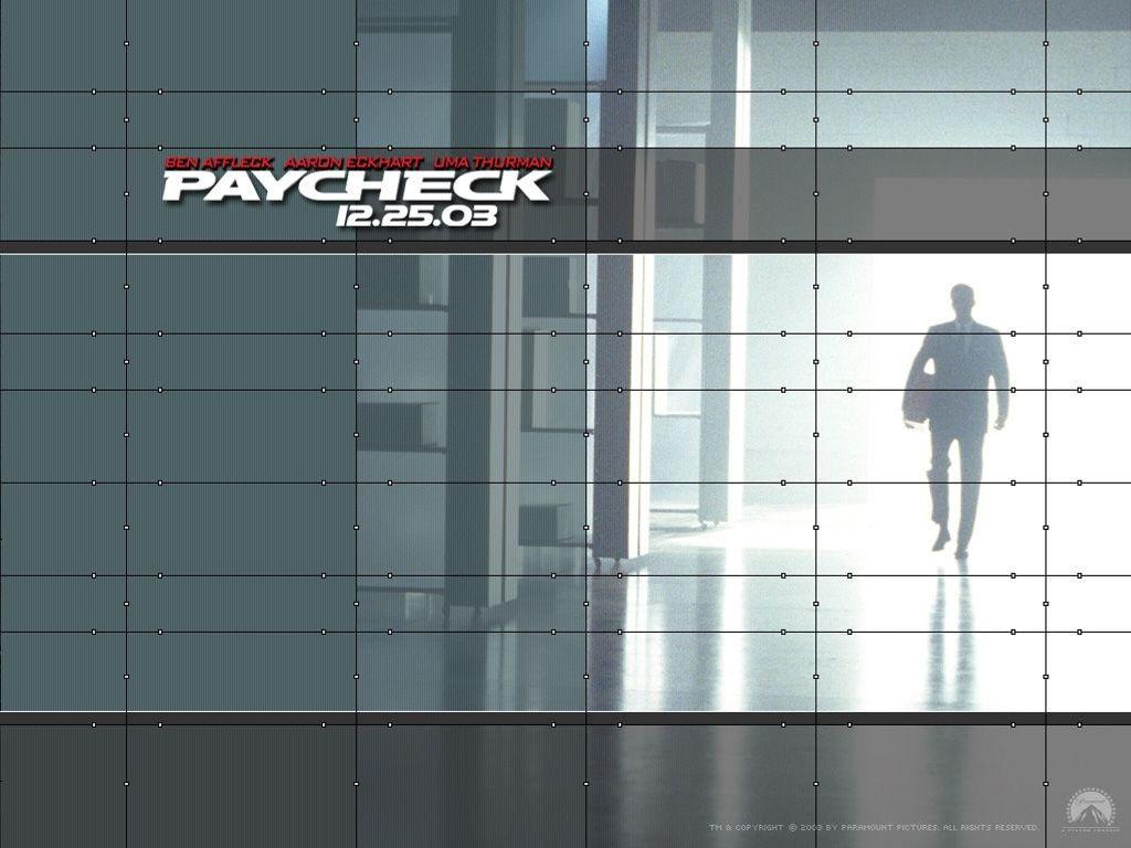 Movies Wallpaper: Paycheck