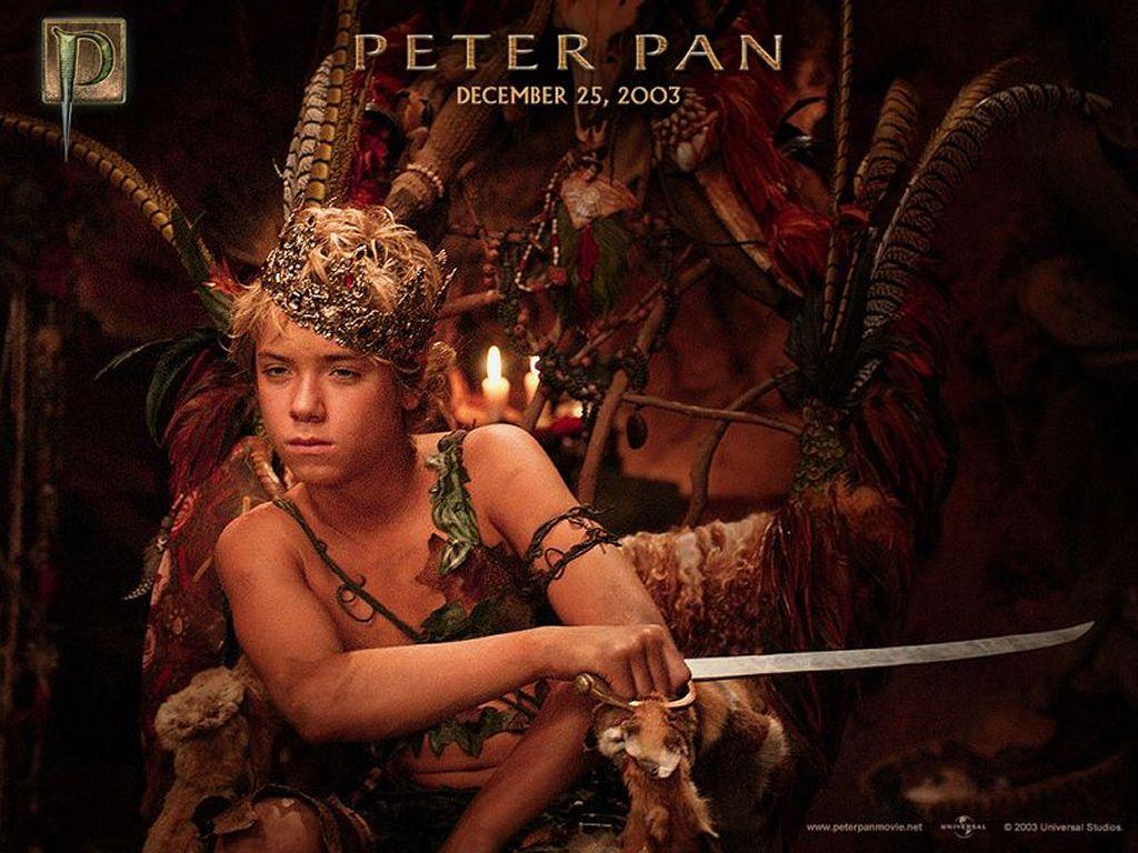 Movies Wallpaper: Peter Pan