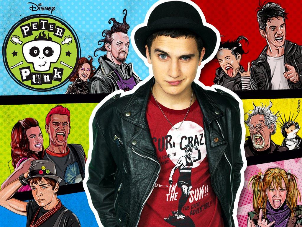Movies Wallpaper: Peter Punk