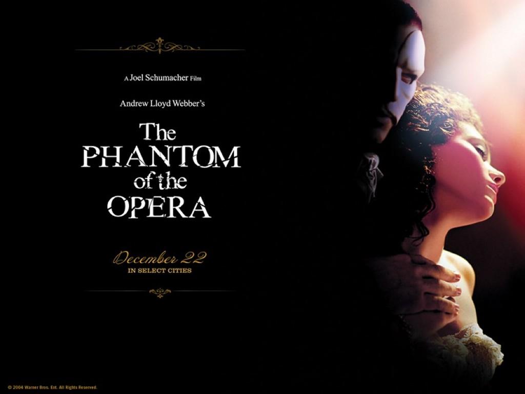 Movies Wallpaper: The Phantom of the Opera