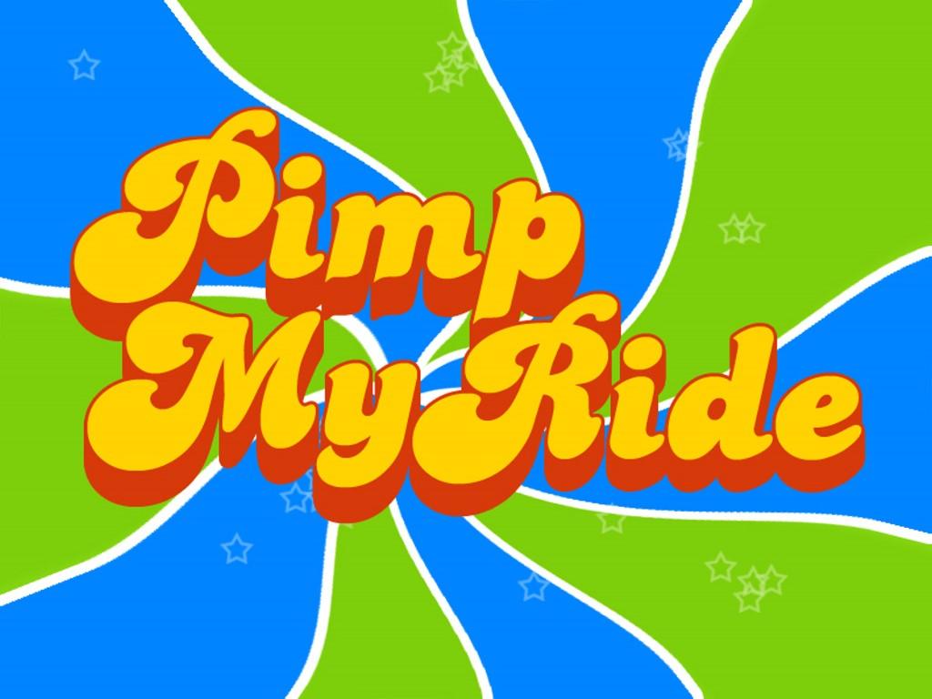 Papel de Parede Gratuito de Filmes : Pimp My Ride