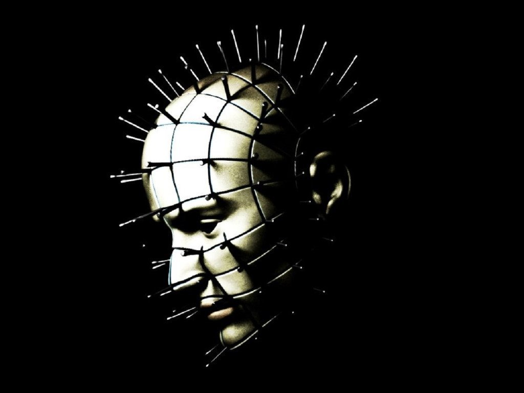Movies Wallpaper: Hellraiser - Pinhead