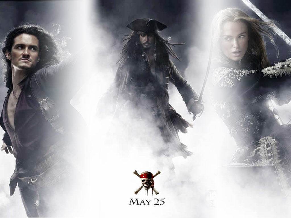 Movies Wallpaper: Pirates of the Caribbean - At Worlds End