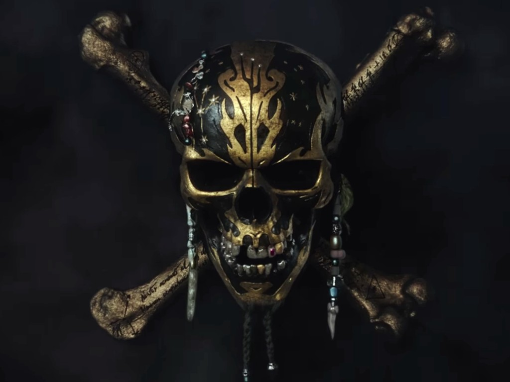 Movies Wallpaper: Pirates of the Caribbean - Dead Men Tell No Tales