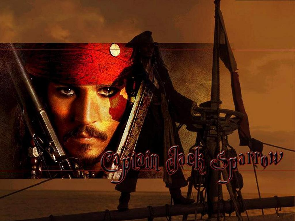 Movies Wallpaper: Pirates of the Caribbean