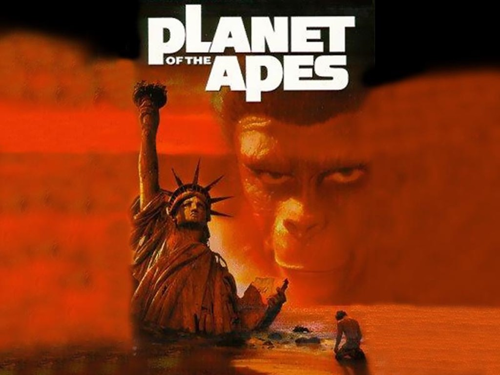 Movies Wallpaper: Planet of the Apes