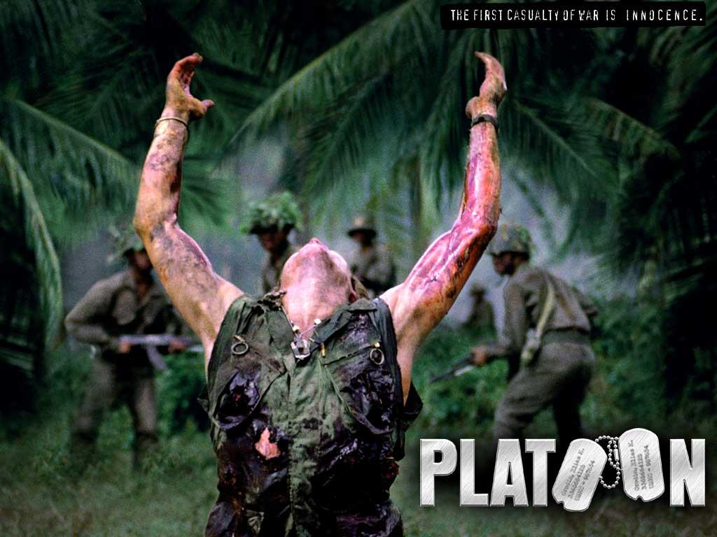 Movies Wallpaper: Platoon