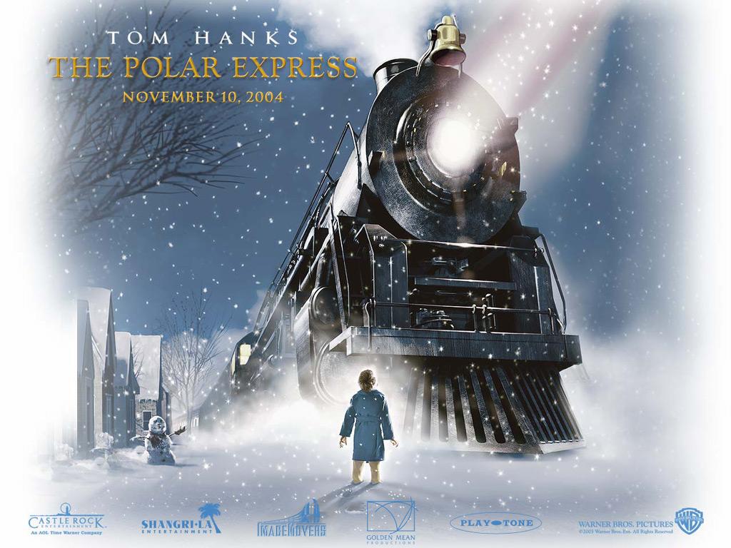 Movies Wallpaper: The Polar Express