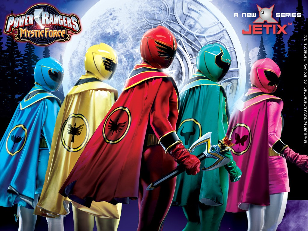 Movies Wallpaper: Power Rangers
