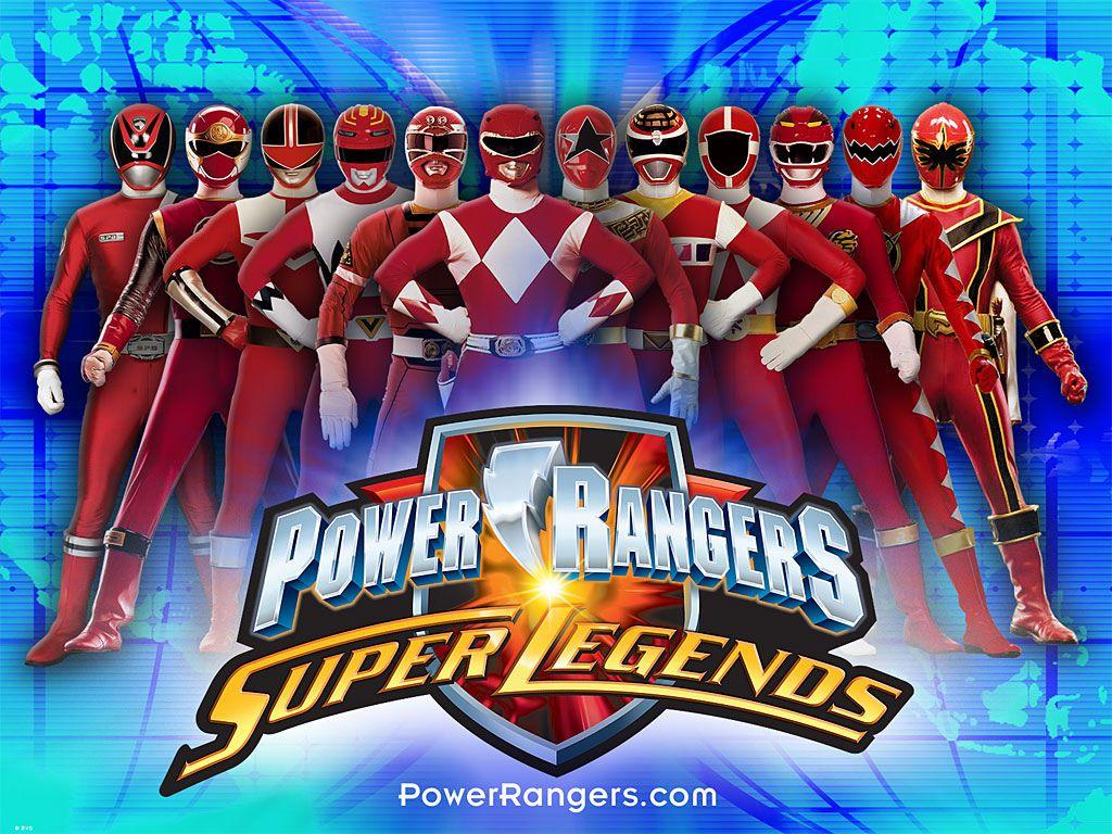 Movies Wallpaper: Power Rangers - Super Legends
