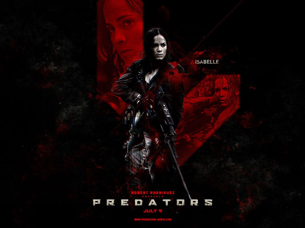 Movies Wallpaper: Predators
