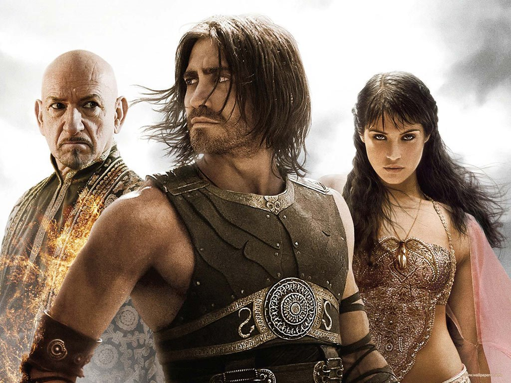 Movies Wallpaper: Prince of Persia: The Sands of Time