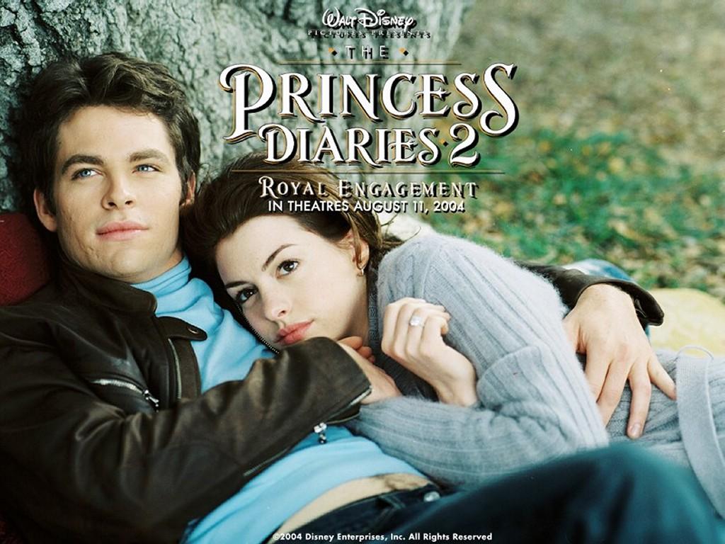 Movies Wallpaper: Princess Diaries 2