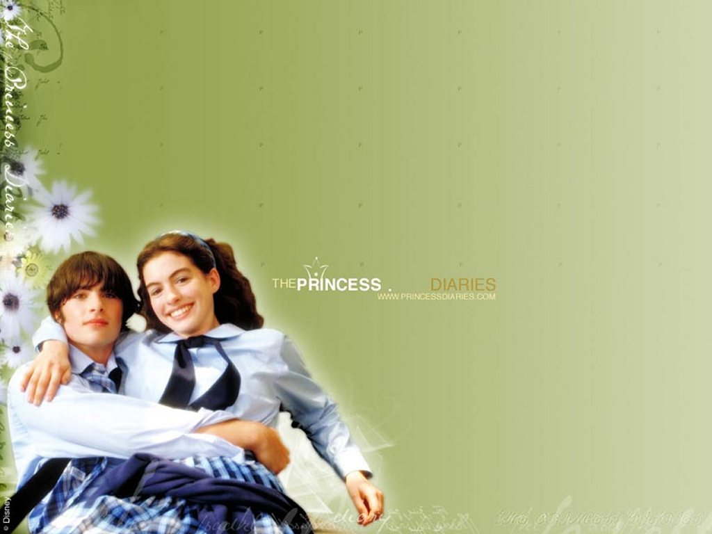 Movies Wallpaper: Princess Diaries