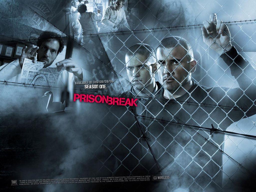Movies Wallpaper: Prison Break