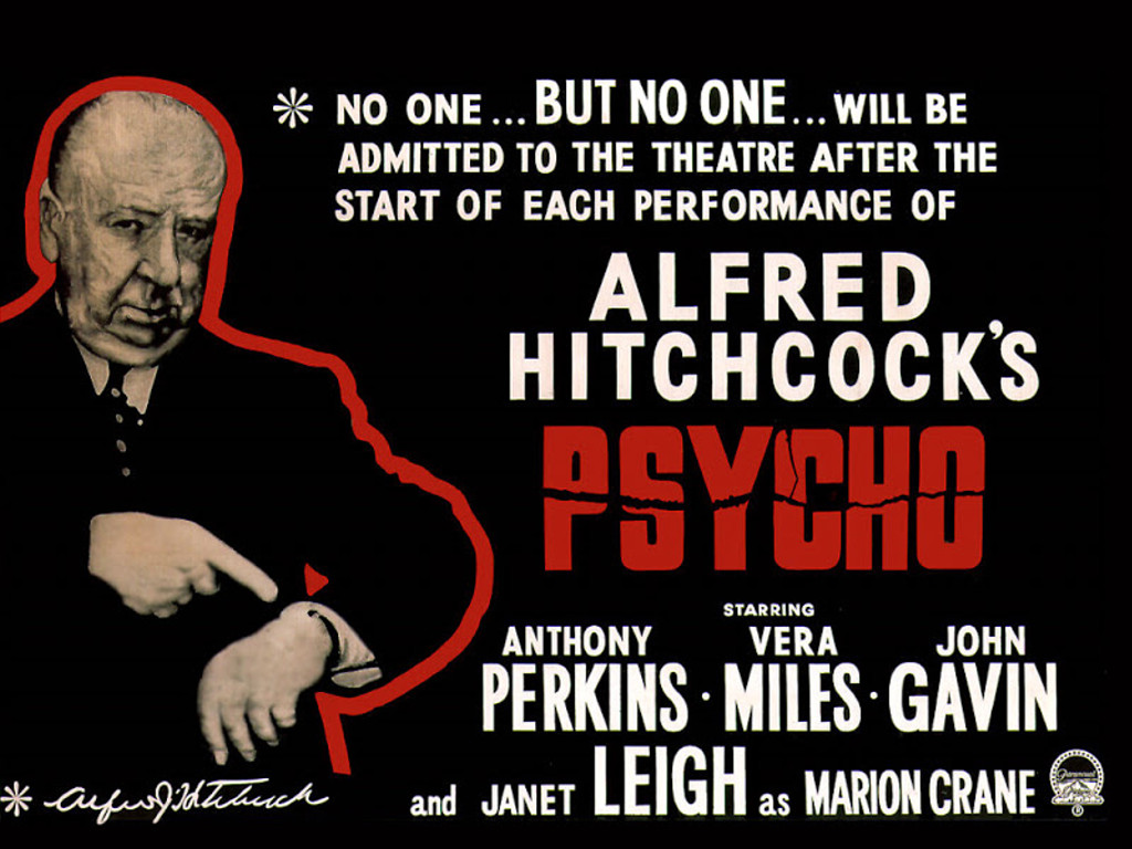 Movies Wallpaper: Psycho