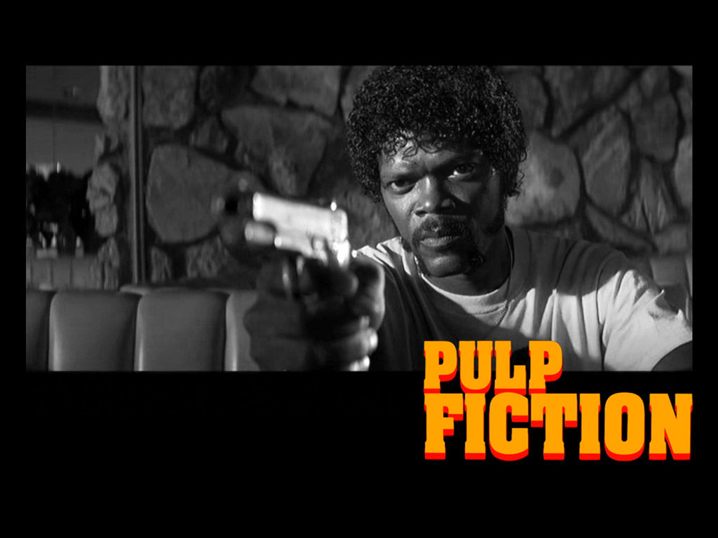 Movies Wallpaper: Pulp Fiction